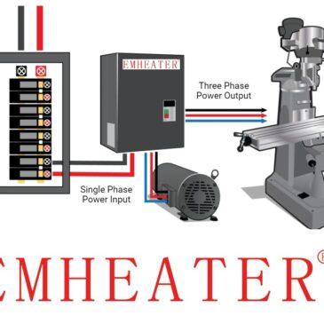Single-Phase To 3-Phase Converters