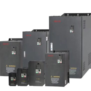EMHEATER Variable Speed Drive Product Range