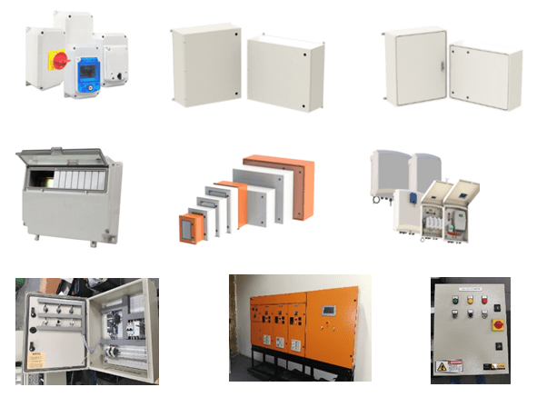 Enclosures and Panels